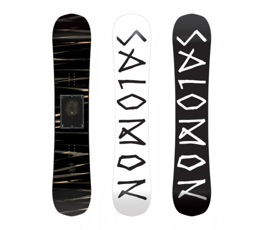 Salomon PLACA SNOWBOARD CRAFT BARBATI Negru