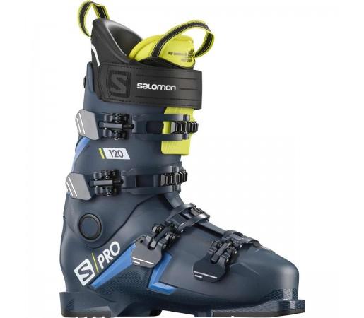 Salomon Clapari Ski S/PRO 120  Barbati Bleumarin