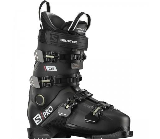 Salomon Clapari Ski S/PRO 100  Barbati Negru