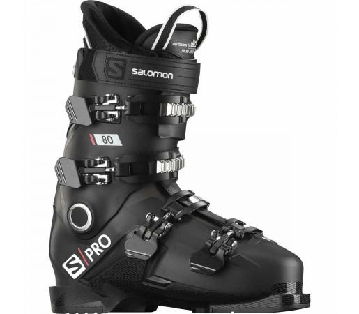 Salomon Clapari Ski S/PRO 80 Barbati Negru