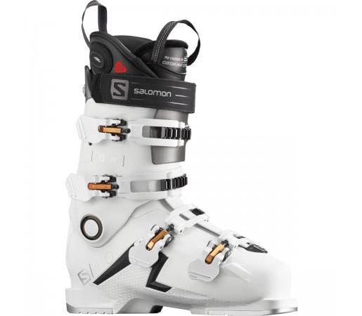 Salomon Clapari Ski S/PRO 90 CHC W  Femei Alb
