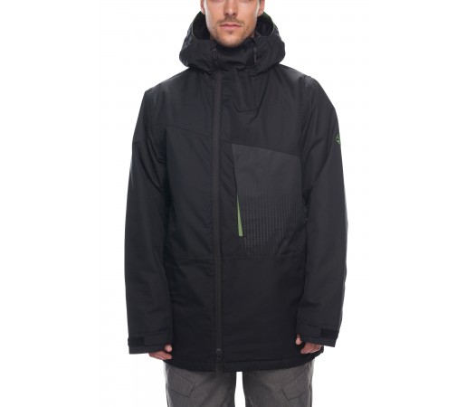 Geaca Snowboard Barbati 686 Icon Insl Negru