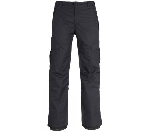 Pantaloni Snowboard Barbati 686 Infinity Insl Cargo Negru