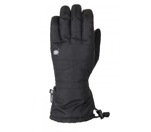 Manusi Barbati Snowboard 686 Gauntlet Glove Negru