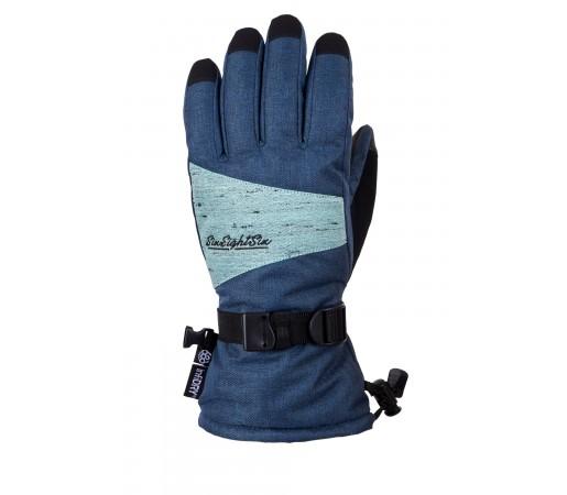 Manusi Femei Snowboard 686 Paige Glove Albastru / Negru
