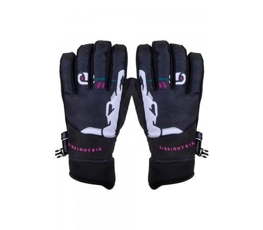 Manusi Femei Snowboard 686 Crush Glove Negru
