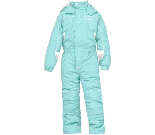 Costum schi Trespass Laguna Pool Kids Bleu