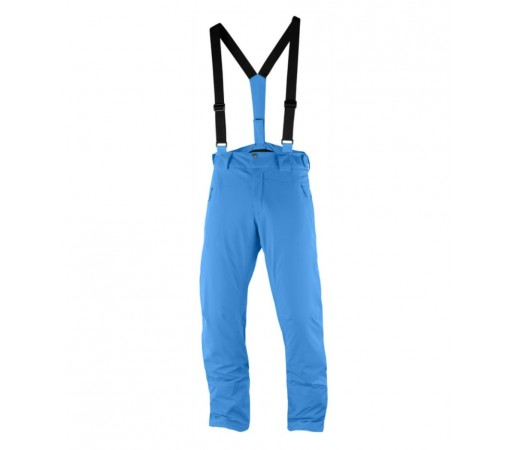 Pantaloni Ski si Snowboard Barbati Salomon Iceglory Albastru