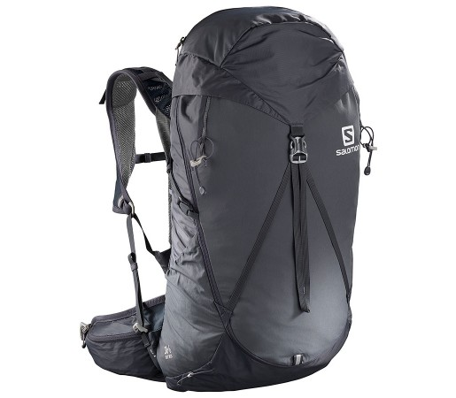 Rucsac Hiking Salomon Out Week 38+6 Gri Inchis