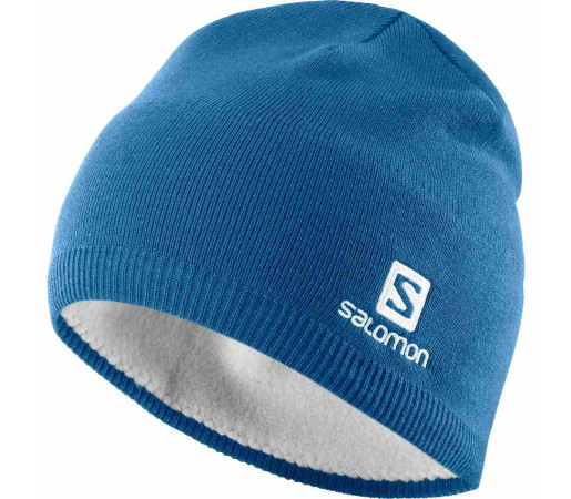 Salomon Caciula Ski SALOMON BEANIE Unisex Albastru