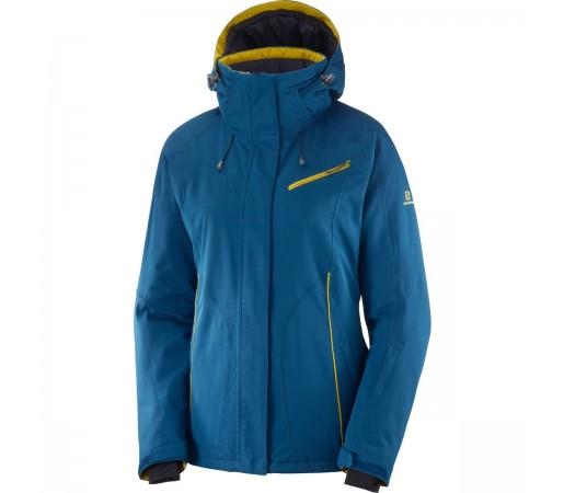 Salomon Geaca Ski  FANTASY JKT Femei Albastru