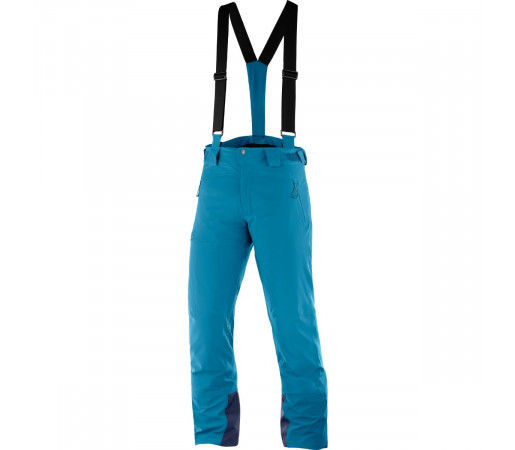 Salomon Pantaloni Ski ICEGLORY PANT Barbati Albastru