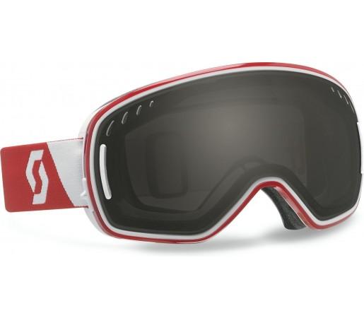 Ochelari Scott LCG Red/White/Natural Black Chrome