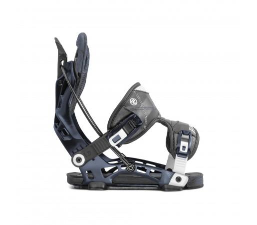 Legaturi snowboard Flow NX2 Midnight Barbati (Albastru)