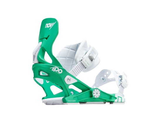 Legaturi Snowboard Femei Now Ipo 2019 Verde