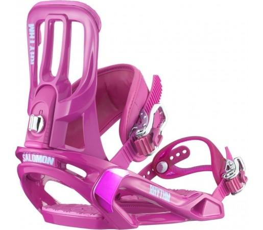 Legaturi Snowboard Salomon Rhythm Pink
