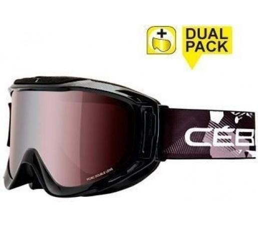 Ochelari Schi si Snowboard Cebe Legend L Dual Pack Black