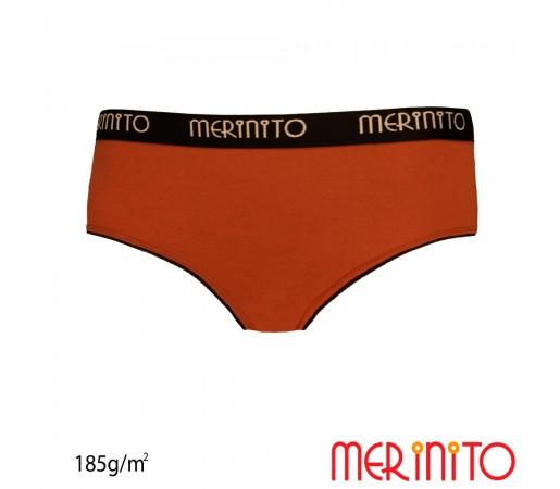 Lenjerie Dama Merinito Hipster Briefs Maro