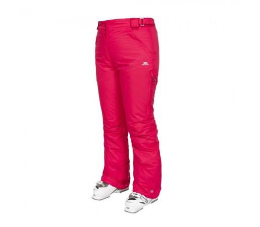 Pantaloni Schi Trespass Lohan W Rosu