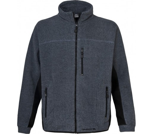 Midlayer Trespass Leadville Black