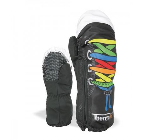 Manusi Ski si Snowboard Level Kiddy PK Mitt Negru