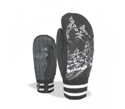 Manusi Ski Level Sneaker JR Anthracite
