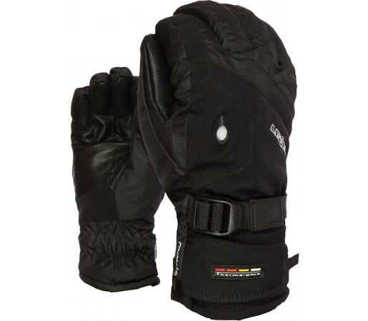 Manusi Ski Level Alpine Black