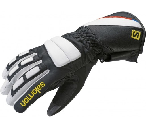 Manusi Salomon EQUIPE II CS BLACK/WHITE
