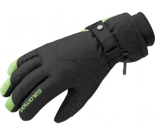 Manusi Salomon FANTASY CS W BLACK/GREEN