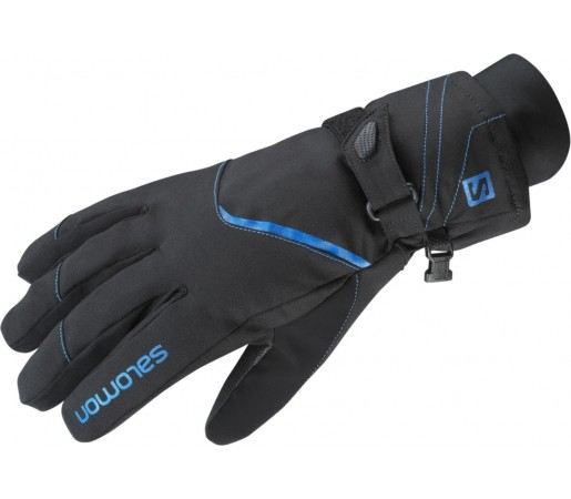 Manusi Salomon PULSE CS M BLACK/BLUE
