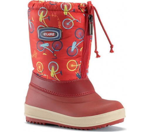 Ghete Olang Space Red