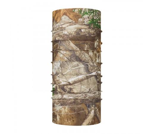 Neck Tube Multisport Unisex Buff Coolnet Uv+ Real Tree Edge Multicolor