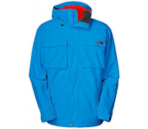 Geaca The North Face M's Decagon Albastru 2013