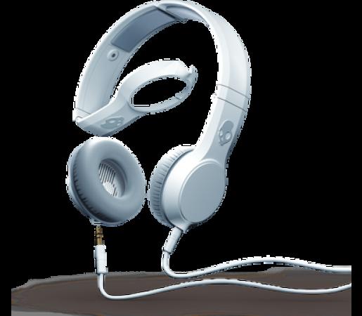 Casti audio Skullcandy Cassette Athletic White