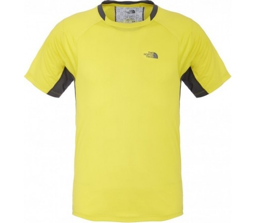 Tricou The North Face M Better Than Naked S/S Galben