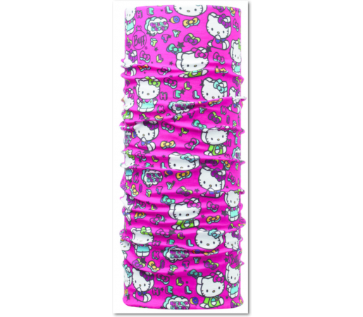 Neck Tube Buff Original Hello Kitty Letters Soup
