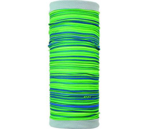 Neck Tube P.A.C. Twisted All Stripes Lime