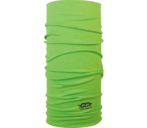 Neck Tube P.A.C. Merino Lime