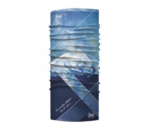 Neck Tube Multisport Unisex Buff New Original Mountain Collection Elbrus Albastru