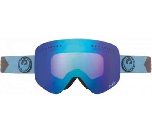 Ochelari Schi si Snowboard Dragon NFX Titian Ablastru / Blue Steel + Yellow
