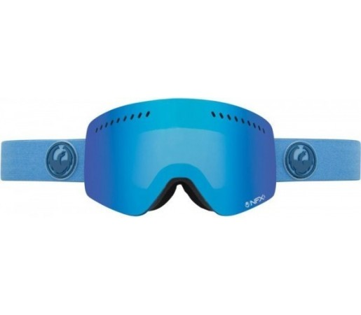 Ochelari Schi si Snowboard Dragon NFXS Brine Heather / Blue Steel + Yellow
