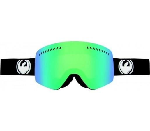 Ochelari Schi si Snowboard Dragon NFXS Coal / Green Ion
