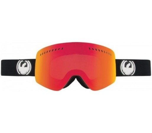 Ochelari Schi si Snowboard Dragon NFXS Coal / Red Ion