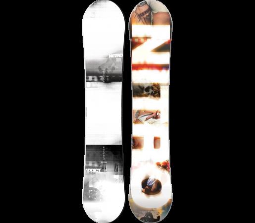 Placa Snowboard Nitro Addict 2016