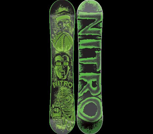 Placa Snowboard Nitro Afterlife 2016