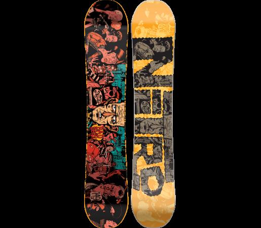 Placa Snowboard Nitro Bad Seed 2016
