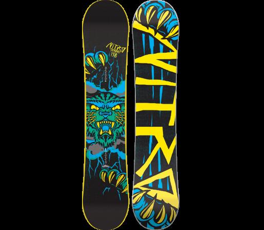 Placa Snowboard Nitro Demand 2016