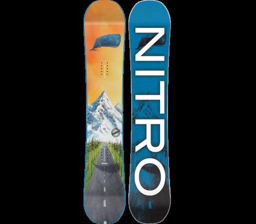 Placa Snowboard Nitro Pro One-Off Sven Thorgren 2016