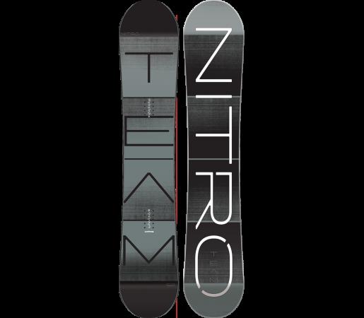 Placa Snowboard Nitro Team 2016