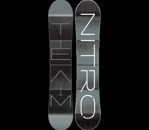 Placa Snowboard Nitro Team Wide 2016